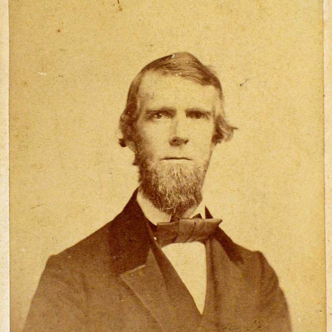 Henry William Ravenel at a Young Age